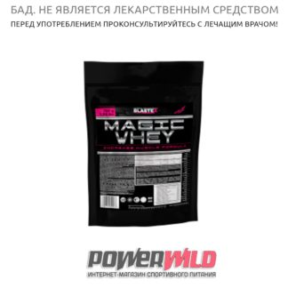 на фото Magic-Whey-Blastex-фото-упаковка