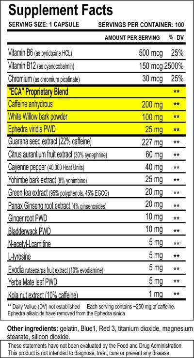 Asia Black-25 Cloma Pharma состав