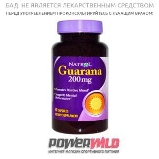на фото инструкция guarana-natrol-упаковка-фото