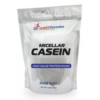 Pure Casein 85% - Казеин WestPharm, 454 гр, 15 порций купить