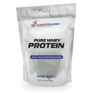 Pure Whey Concentrate WPC 80% Instant / Протеин (454 гр) 15 порц