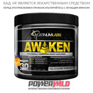 анотация на фото Awaken-Platinum-Labs-упаковка-фото