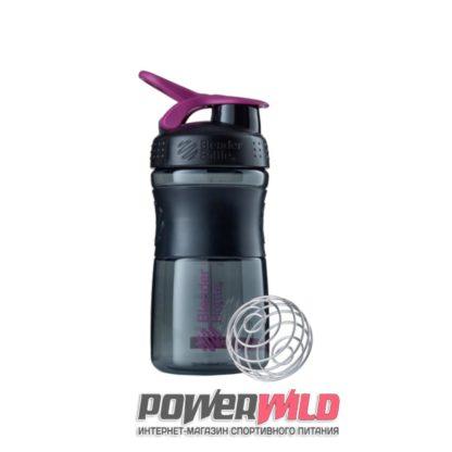 черный SportMixer (591 мл) (Blender Bottle)
