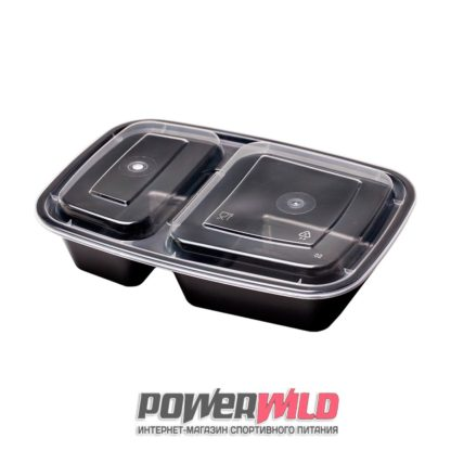 на фото контейнер BeFit Meal Container (10 шт) (BeFit Bags)