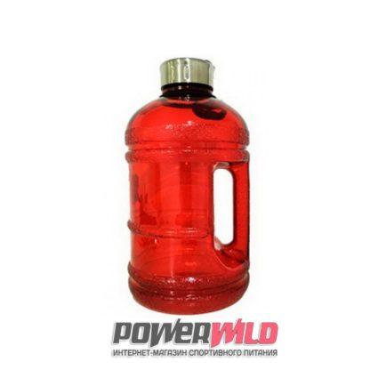 на фото BottleSport BLUE, RED, 2,2 литра, Ambal