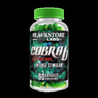 Cobra 6P Extreme Blackstone Labs 60 капсул купить