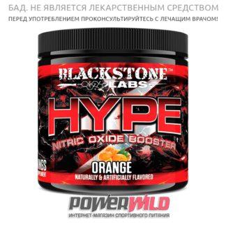 на фото Hype (150 гр) (30 порц) (Blackstone Labs)