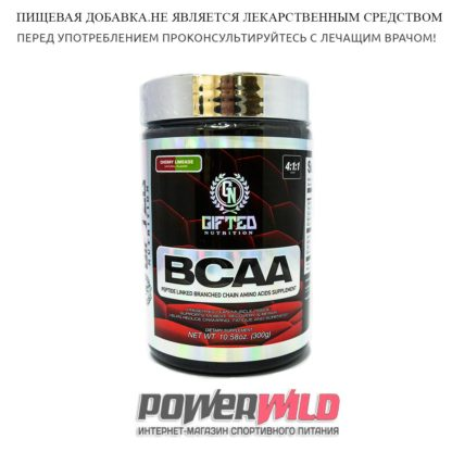 на фото BCAA Powder (300 гр) (25 порц) (Gifted Nutrition)