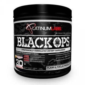 Black Ops Platinum Labs 219 грамм, 30 порций купить