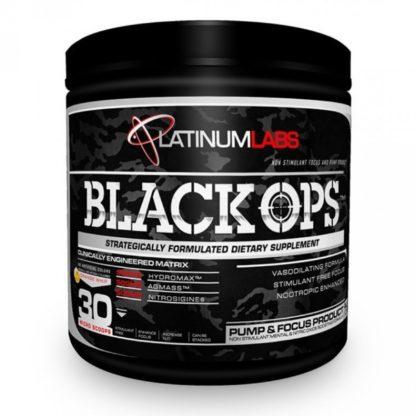 Black Ops Platinum Labs 219 грамм, 30 порций купить