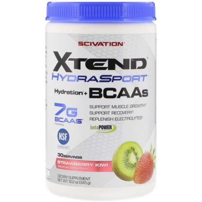 Xtend Hydra Sport BCAA SciVation 345 граммов 30 порций аминоксилоты купить