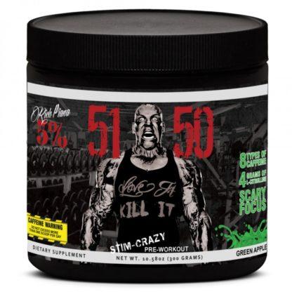 5150 Rich Piana 5% Nutrition 300 граммов 30 порций предтреник купить