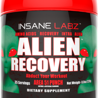 Alien Recovery Insane Labz 351 грамм 35 порций BCAA купить