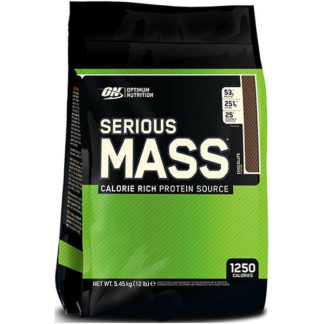 Serious Mass Optimum Nutrition 5440 грамм гейнер купить