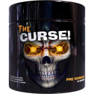 The Curse Cobra Labs 250 граммов 50 порций предтреник купить