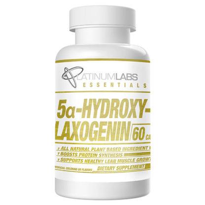5a-Hydroxy-Laxogenin Platinum Labs 60 капсул анаболический комплекс купить