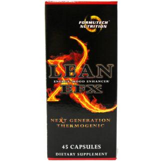 Lean EFX Formutech Nutrition 45 капсул жиросжигатель с DMAA купить