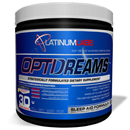 OptiDreams Platinum Labs 30 порций ноотроп и релаксант купить