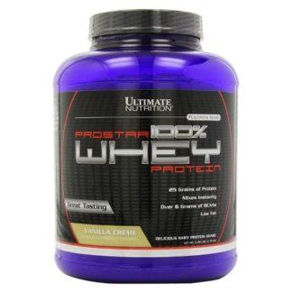 Prostar 100% Whey Protein Ultimate Nutrition 2390 граммов 80 порций протеин купить