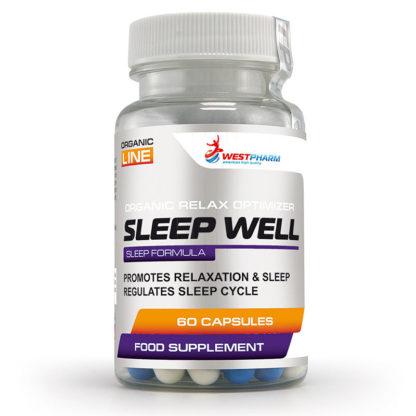 Sleep Well WestPharm 60 капсул – ноотропы и релаксанты купить