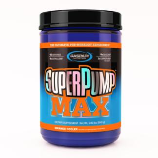 Super Pump Max - Gaspari Nutrition, 640 граммов, 40 порций донатор оксида азота купить