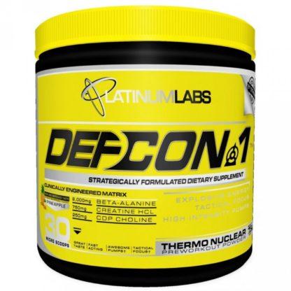 Defcon 1 Platinum Labs, 225 граммов, 30 порций предтреник купить