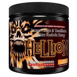 Hellion Cloma Pharma 270 граммов 30 порций предтреник купить