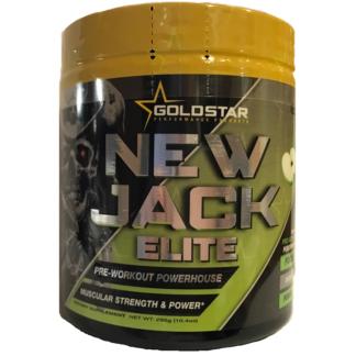 New Jack Elite Gold Star 295 граммов 30 порций предтреник купить