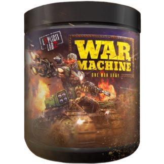 War Machine Explicit Labz 450 граммов 30 порций предтреник с DMAA купить