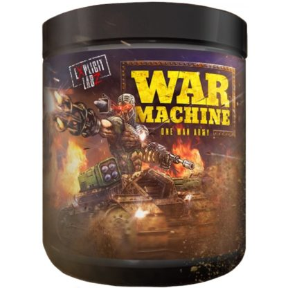 War Machine Explicit Labz 450 граммов 30 порций предтреник с DMAA купить