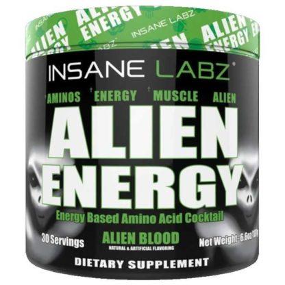 Alien Energy Insane Labz 167 грамм 30 порций BCAA продажа