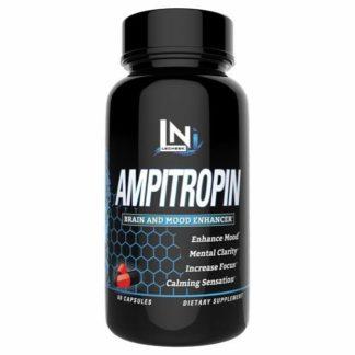 AMPitropin Lecheek Nutrition 60 капсул - предтреник с DMAA купить
