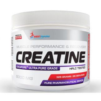 Creatine WestPharm 325 грамм 65 порций – креатин моногидрат купить