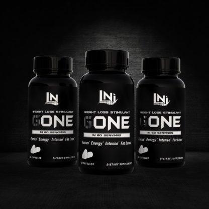 Gone Lecheek Nutrition 60 капсул жиросжигатель с DMAA купить