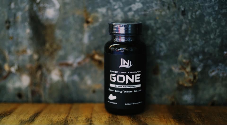 Gone Lecheek Nutrition 60 капсул жиросжигатель с DMAA продажа