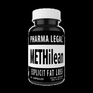 METHilean Pharma Legal 45 капcул жиросжигатель с ЭКА купить