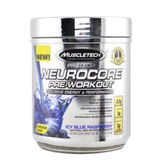 Neurocore Pre-workout MuscleTech 210 грамм 30 порций предтреник купить