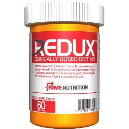 Redux Prime Nutrition 60 капсул - жиросжигатель с DMAA купить