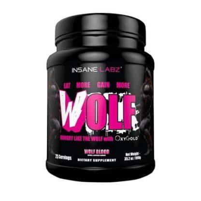Wolf Insane Labz 721 грамм 25 порций углеводы продажа