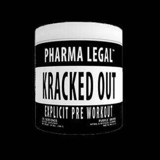 Упаковка Kracked Out Pharma Legal