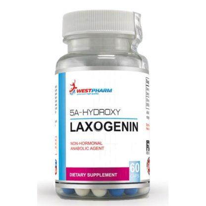 Laxogenin WestPharm 60 капсул по 100 мг продажа