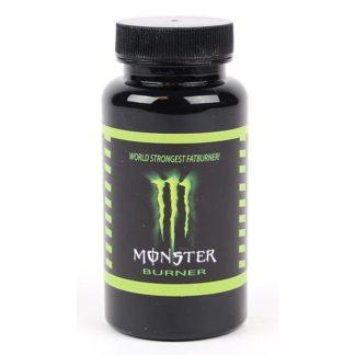Monster Burner Monster Labs 60 капсул жиросжигатель с ЭКА купить