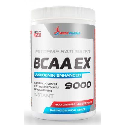 Купить BCAA EX WestPharm 400 гр, 45 порций
