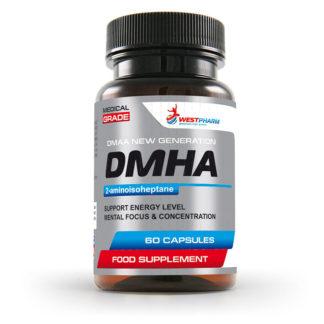 DMHA WestPharm 60 капсул по 100 мг цена