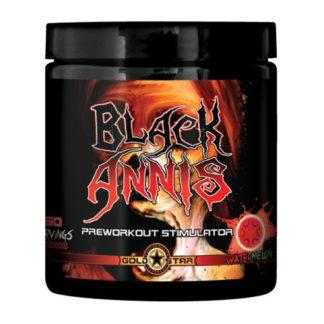 Black Annis Gold Star 300 гр 50 порций купить предтреник