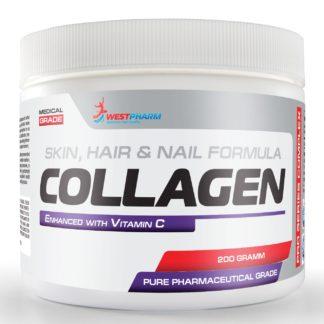Скдка Collagen WestPharm в порошке 200 гр