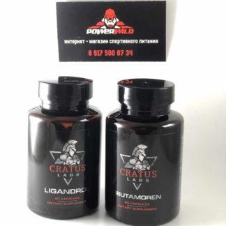 Купить дешево Ligandrol + Ibutamoren Cratus Labs