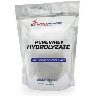 Купить по акции Pure Whey Hydrolyzate WestPharm 454 гр