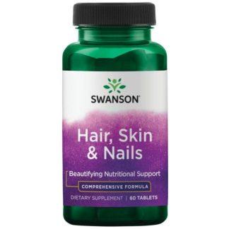 Hair, Skin & Nails Swanson 60 табл купить дешево