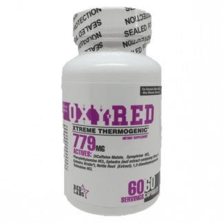 Oxy Red Red Labs 60 капсул цена